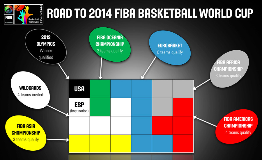 Road to the 2014 World Cup